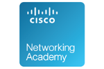 Cisco Networking Academy targa