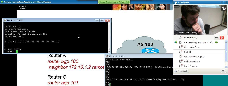 Certificazione Cisco CCNP - BGP