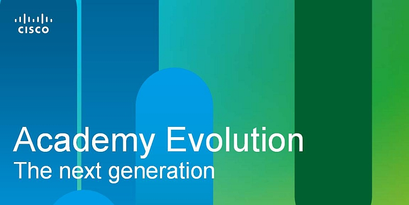 Cisco Academy Evolution