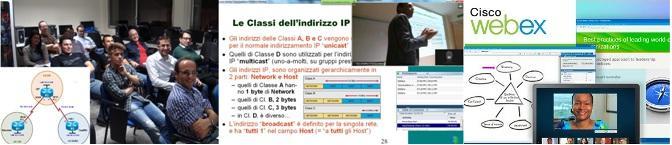 Interazione Corsi Cisco Online