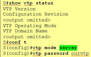 VTP-VLAN Trunking Protocol