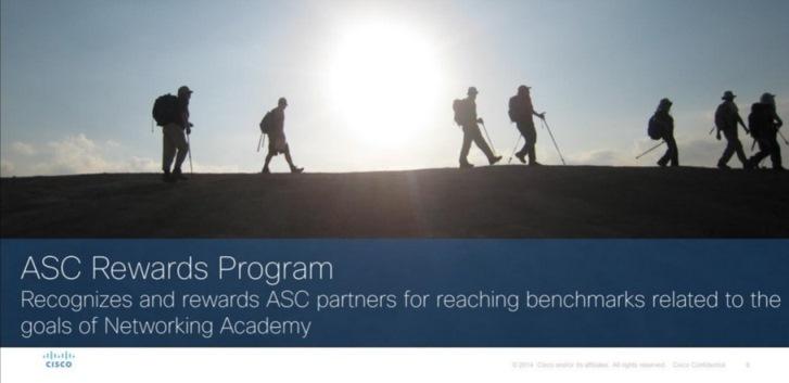 Asc reward