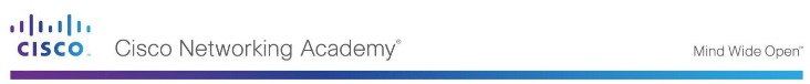 Cisco Academy banner