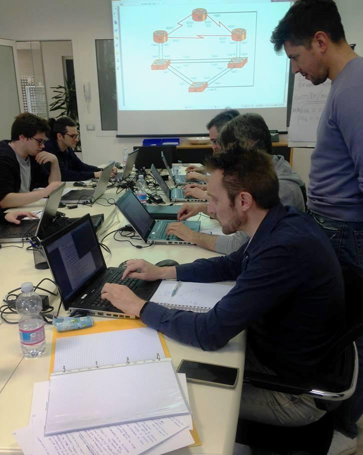 Seminario Cisco Academy