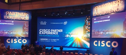 Cisco Partner Experience