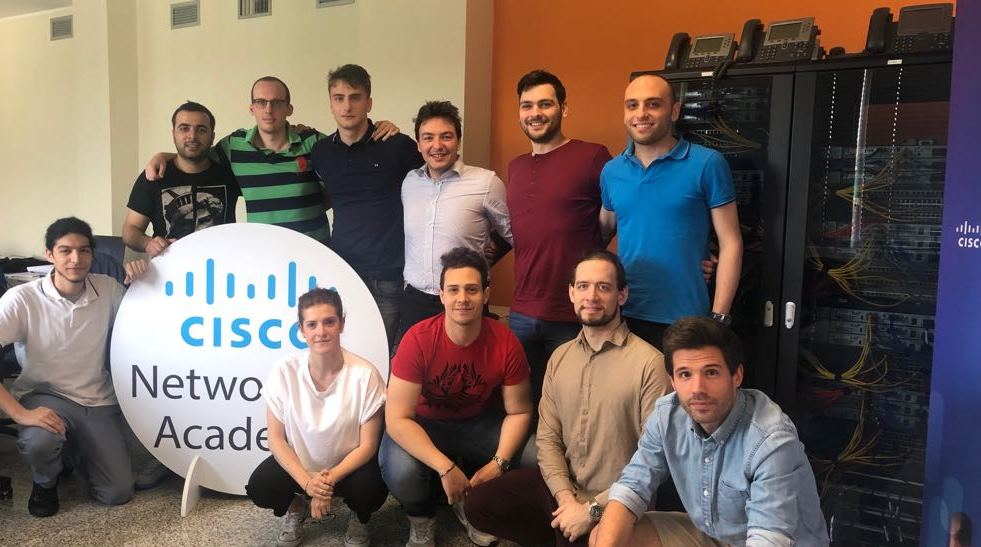 Cisco Talent IT Academy