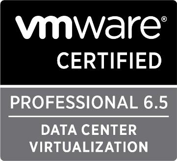 VMware VCP 6.5 certificazione