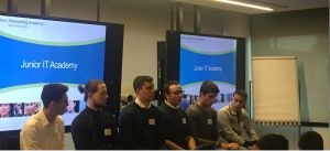 Junior IT Academy: Network Engineer e Developer in Cisco