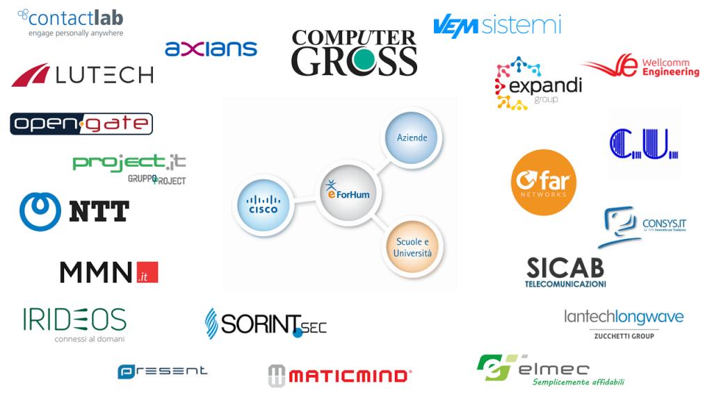 progetto junior partner e aziende