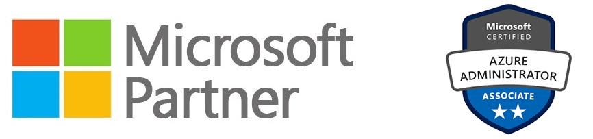 Corso Microsoft Azure Administrator AZ-104. eForHum è Microsofto Learning Partner nella formazione di lavoratori ICT e collabora con Microsoft Italia nella specializzazione Cloud Azure e inserimento aziendale di figure Junior