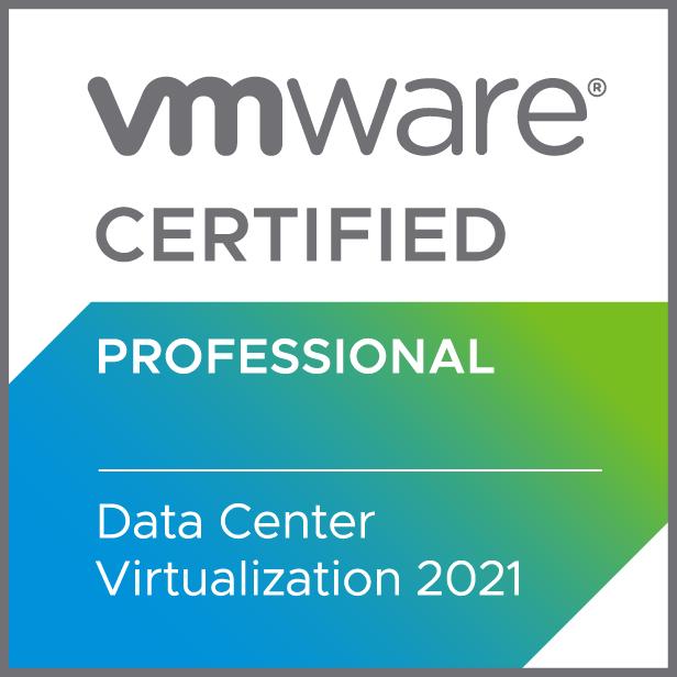 Corsi eForHum settembre 2021: VMware VCP DCV